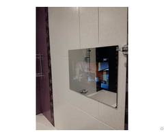Dvb T T2 Freeview Tv For Bathroom Kitchen Avs220fs Magic Mirror 21 5