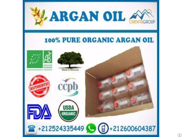 Pure Natural Argan Oil Wholesale