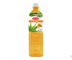 Okyalo 1 5l Raw Aloe Vera Drink With Mango Flavor Okeyfood