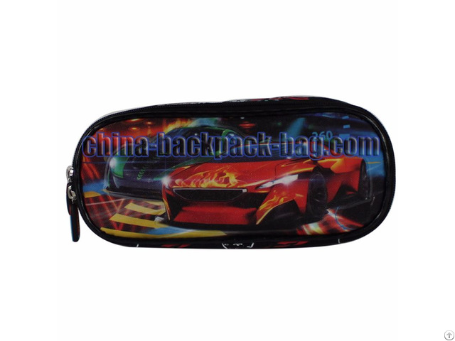 Boys Jacquard Pencil Case