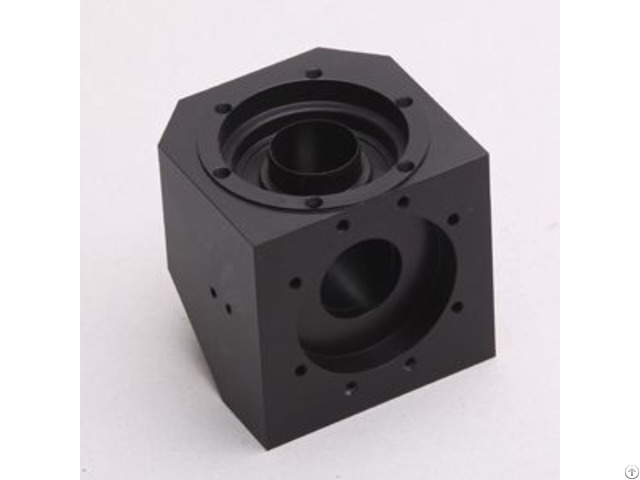 Precision Aluminum Machining Part