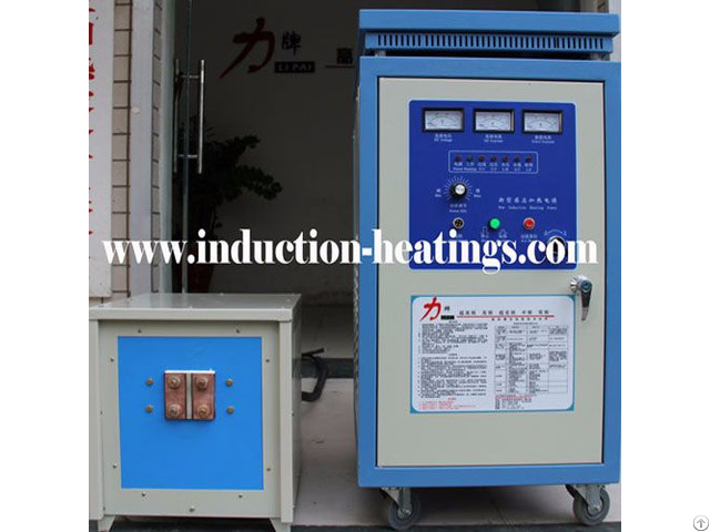 Annular Gear Induction Heat Treatment Equipment