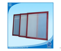 German Kiwo Glue Screen Printing Frame With Mesh