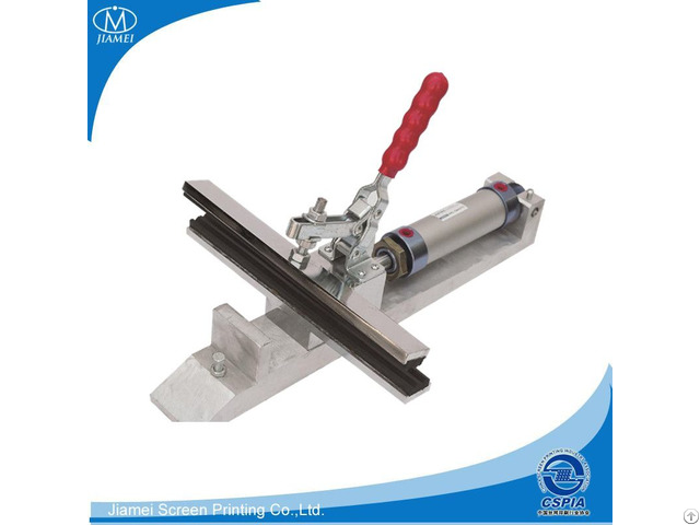 Pneumatic Screen Printing Frame Stretcher
