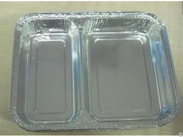 Aluminum Foil Food Containers Lid
