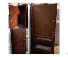 ünver Climate Steel Door