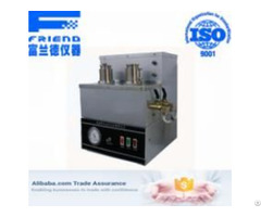 Fdr 1431 Total Precipitate Residual Fuel Oil Tester