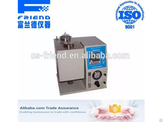 Fdr 1901 Automatic Trace Carbon Residue Analyzer