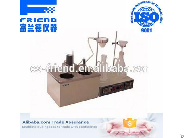 Fdr 2001 Petroleum Products And Additives Mechanical Impurities Analyzer