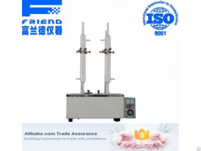 Fdr 2201 Water Soluble Acid And Alkali Petroleum Products Tester