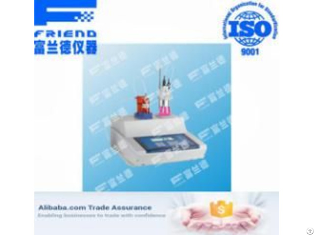 Fdr 2251 Automatic Acid And Base Tester Of Petroleum Products