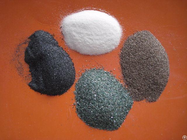 Silicon Carbide Fused Alumina Manufacture