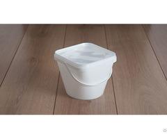 Plastic Buckets Boxes