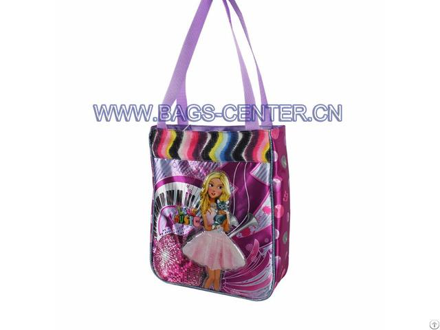 School Girl Tote Handbag