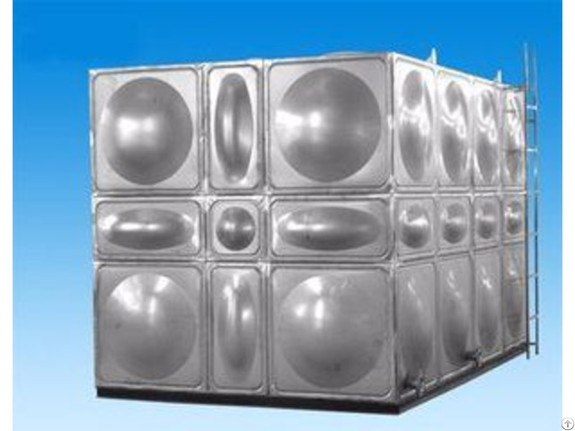 Galvanized Steel Water Tanks