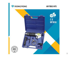 "Rongpeng 6pcs 1 2"" Air Drill Kits"