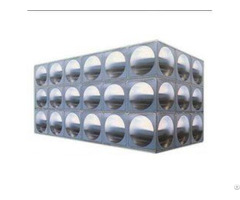 Large Size Manufacture Supply Moulded Stainless Steel Water Storage Tank