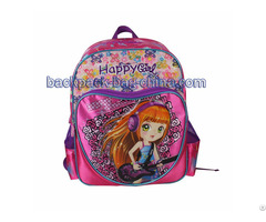 School Fun Girls Bag