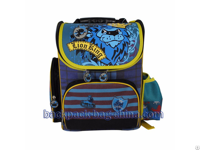 Boys Fine School Bag
