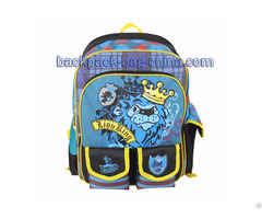 Blue School Backpacks