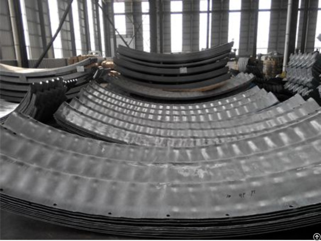 Corrugation 400mm X 150mm