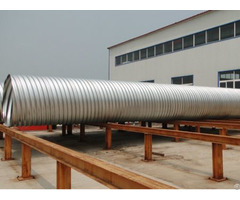 Corrugated Pipe Culvert