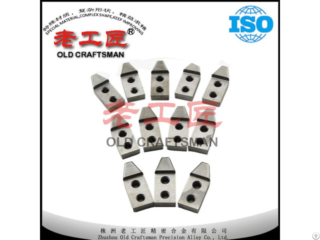 Tungsten Carbide Customized Special Tools