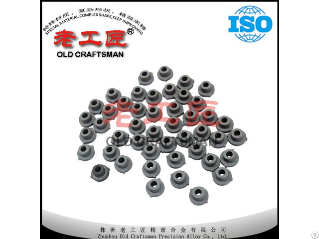 Good Surface Appearance Injection Carbide Wear Parts Of Cleane