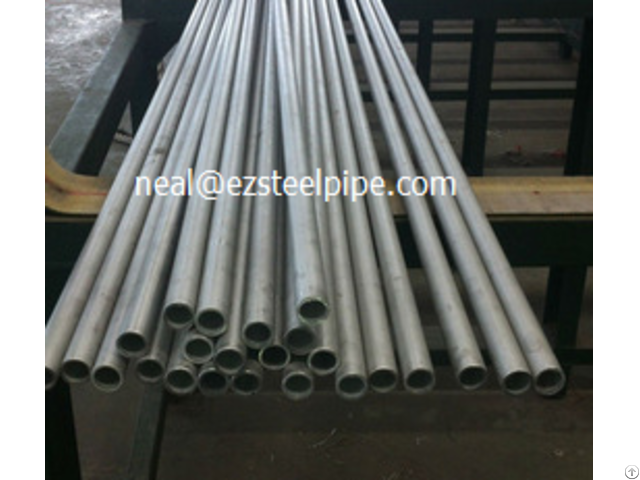 Schedule 10 Seamless Stainless Steel Pipe Tube