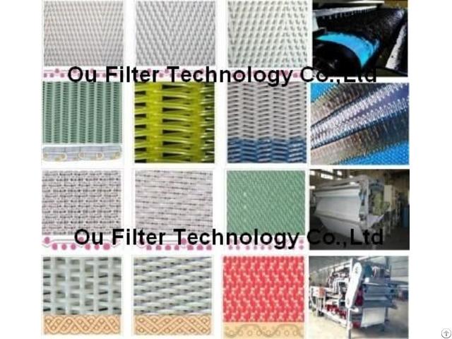 Polyester Filter Belt Mesh