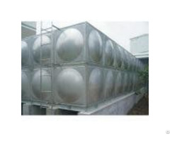 Stainless Steel Water Tank Production Equipments