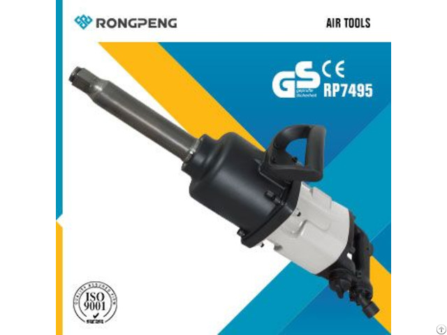 Rongpeng Professional Impact Wrench Rp7495