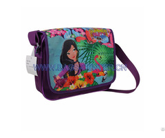 Pvc Embossed Shoulder Bag