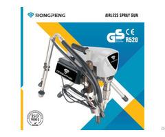 Rongpeng Airless Paint Sprayerhigh Pressure Piston Pump R520