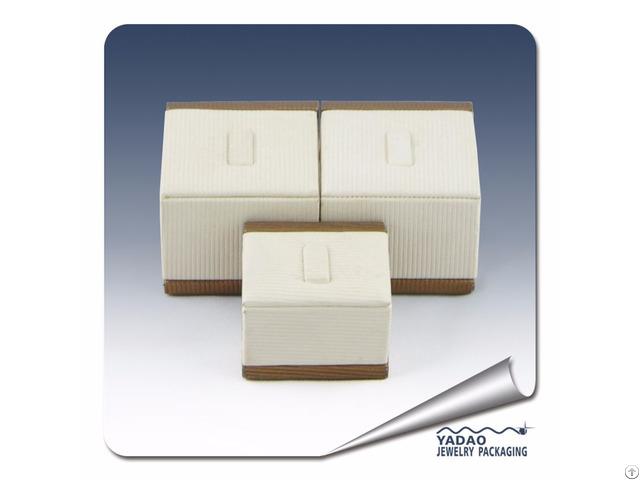 Handmade Customized Jewekry Ring Display Stand