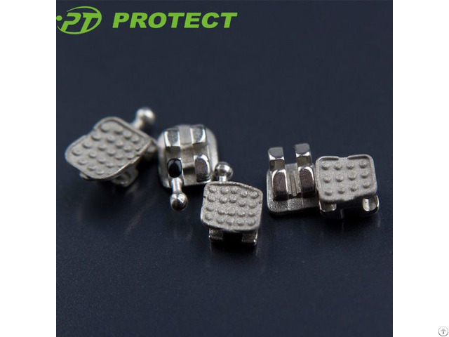 Protect Super Series Mini Roth Orthodontic Brackets
