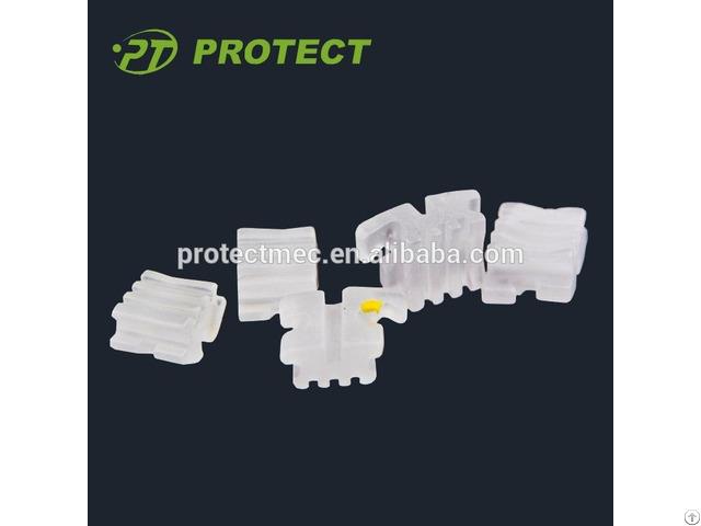 Protect Orthodontics Dental Ceramic Orthodontic Brackets