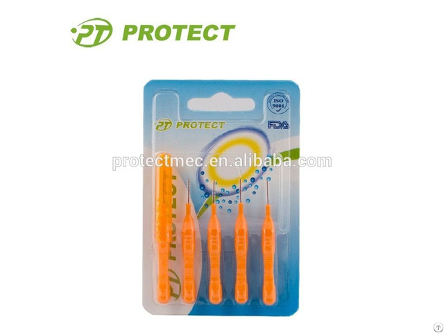 Professional Orthodontic Interdental Brush Cleaning Kit