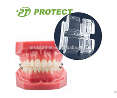 Orthodontic Easy Bonding Invisible Roth Braces