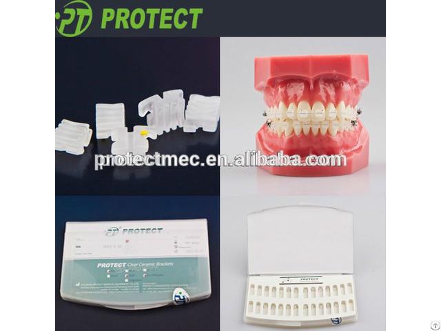 Orthodontic Roth 022 Composite Brace Bracket