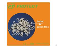 Orthodontic Material Latex Free Dental Rubber Band With Ce