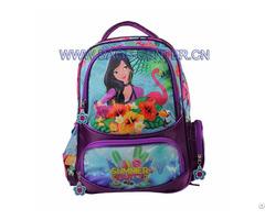 Fashion Girl School Backpack