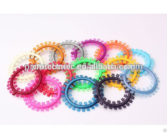 Dental Orthodontic Intraoral Elastic Ligatures 4019 4023