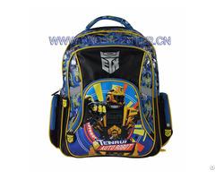 Transformers Boys School Bags