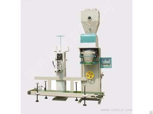 Wheat Flour Powder Packing Scale Weighing Packaging Machine