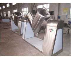 V Type Shape Pharmaceutical Mixing Machine Chemical Mixers
