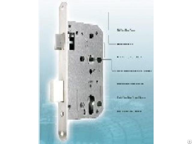 Euro Mortise Lock 7200 Series