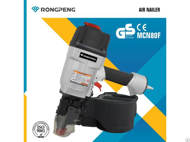 Rongpeng Coil Framing Air Nailer Mcn80f