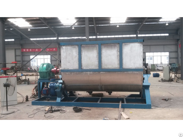 Thirty Tons Lacquer Mixer Real Stone Paint Mixing Machine Equipment