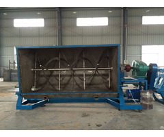 Fifteen Tons Lacquer Mixer Real Stone Paint Mixing Machine Equipment